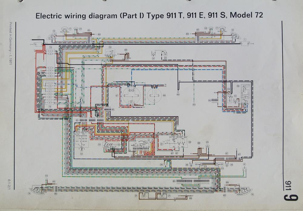 1967 porsche 912 wiring diagram 1969 car wiring diagram anyone   1969 car wiring diagram anyone